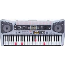 piano with light up keys casio lk 55 61 key lighted key portable keyboard musician s friend