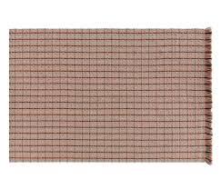 Terracotta Rugs Garden Layers Rug Checks Terracotta Rugs Designer Rugs From