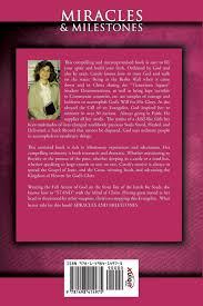 miracles and milestones carole haskins hale 9781498414975