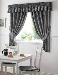 Black And White Checkered Curtains Kitchen Curtains Gingham Curtains Affordable Prices