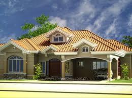 Modern Bungalow House Design Filipino Contractor Architect Bungalow House Design Philippines