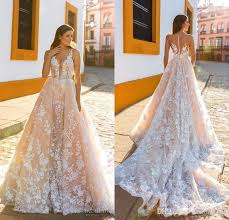 wedding gown design discount design 2018 bridal sleeveless straps