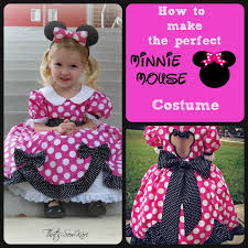 Minnie Mouse Halloween Costume Toddler Perfect Minnie Mouse Dress Minnie Mouse Costume Mouse