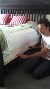 how to keep your mattress and box spring from sliding around