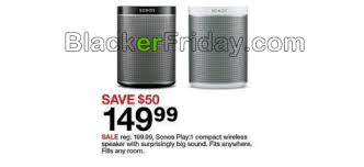 2017 target black friday deals sonos black friday 2017 sale u0026 deals blacker friday