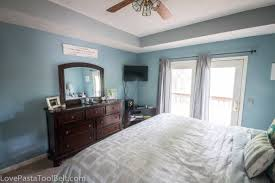 bedroom reveal love pasta and a tool belt