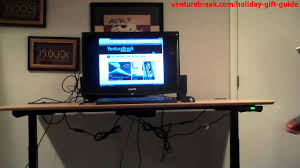 review geekdesk max adjustable standing desk youtube