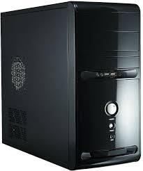 black compucase hec micro atx mini tower computer case 0 8mm
