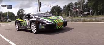 lamborghini gallardo car lamborghini gallardo rally car is surreal motoring