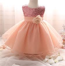aliexpress buy toddler dress sequins pageant baby