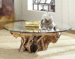 tree trunk end table tree trunk furniture coffee table tree trunk unique image design to