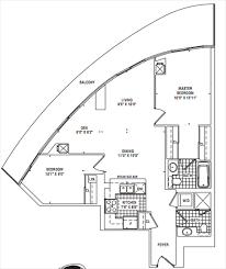 World Floor Plans Absolute World By Cityzen Development Group And Fernbrook Homes