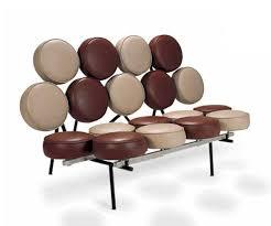 Herman Miller Marshmallow Sofa Cat Brown Furniture Design Contextual Essay George Nelson