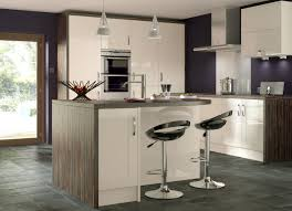 salerno ivory a high gloss ivory kitchen that is simply gorgeous