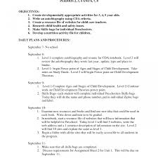 resume for student teachers exles of autobiographies excellentle daycare resume for nanny templates in exle of job