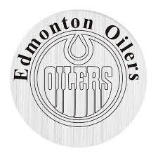 locket plates 20 pcs 22mm stainless steel hockey team edmonton oilers locket