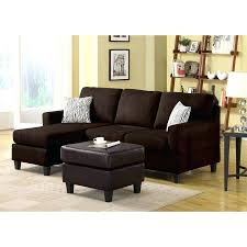 Contemporary Black Leather Sofa Chaise Charming Reversible Sectional Sofa Chaise Furniture Design
