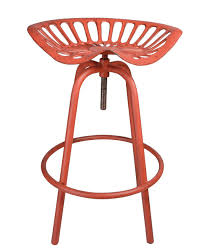 tractor seat bar stools coastal