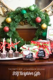 the party hop diy neighbor gift ideas u2014 hey thuy