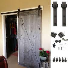 Barn Door Closet Hardware Barn Door Hardware Ebay