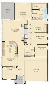 travertine new home plan in lakes of savannah brookstone