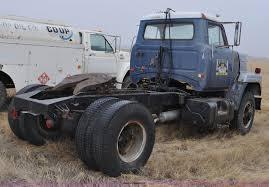international semi truck 1969 international fleetstar 2010a semi truck item c3321
