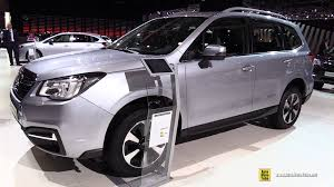 2016 subaru forester interior 2016 subaru forester 2 0s awd exterior and interior walkaround