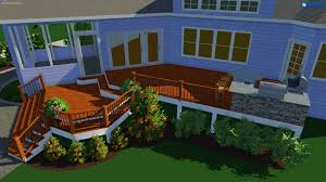 Kitchen Design Raleigh Nc Raleigh Landscape Design 3d Pool U0026 Spa Services Choice P U0026s