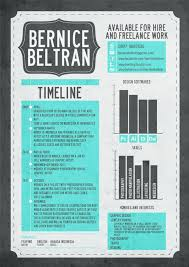 graphic design resume examples 50 awesome resume designs that
