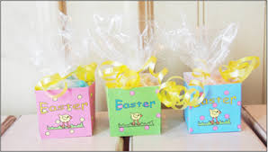 easter table favors easter ideas candy boxes easter party favor ideas candy box