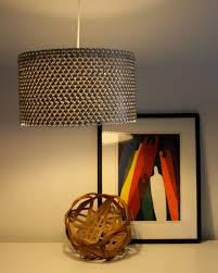 Oversized Drum Shade Chandelier Soda Can Tab Large Drum Shade The 3 R U0027s Blog