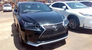 2018 automatic black petrol lexus nx for sale cheki
