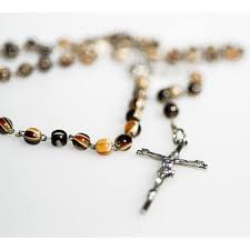 a rosary can you wear a rosary as a necklace our everyday
