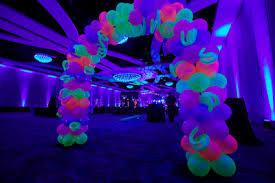 black light party ideas great decoration ideas with black light balloons party ideas hq