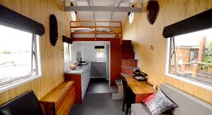 modern tiny house inside interior design