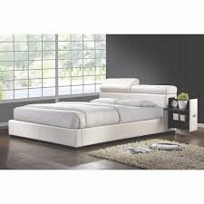 King Size Platform Bed With Headboard Bedroom Upholstered Platform Bed Frame High Platform Bed Fabric