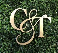 wedding backdrop initials custom wood wedding sign wedding backdrop initials custom