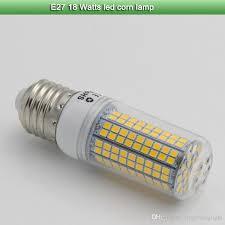 110 volt led lights 10x led l china 18 watt e27 corn l smd 2835 chip 180leds 18w