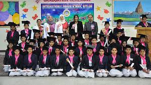 iisr girls section holds graduation ceremony arab news