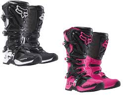 mx riding boots fox racing womens u0026 youth all sizes u0026 colors comp 5 dirt bike