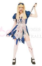 Walking Dead Halloween Costume Ideas Ladies Halloween Zombie Malice Horror Land Walking Dead Fancy