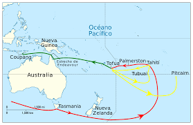 Tahiti Map World by File Bounty Voyages Map Es Svg Wikimedia Commons
