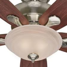 Hunter 60 Inch Ceiling Fan by Hunter 52 Inch Energy Star Rated Brushed Nickel Finish Ceiling
