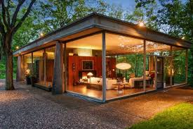 modern style house mid century modern style house with clear windows timeless mid