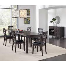 alec 8 piece dining set