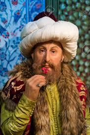 Mehmet Ottoman Wax Sculpture Of Fatih Sultan Mehmet At Madame Tussauds Istanbul