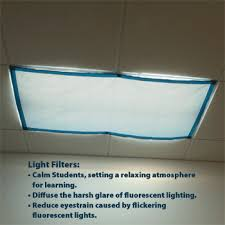 fluorescent lights and migraines classroom lights filters item no 9058 28 for 4 a bit pricy but
