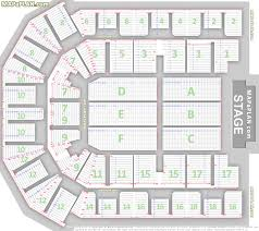 liverpool echo arena detailed seat numbers chart showing rows