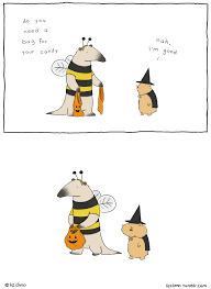 cartoon haloween pictures 13 ridiculously clever liz climo cartoons to get you in the mood