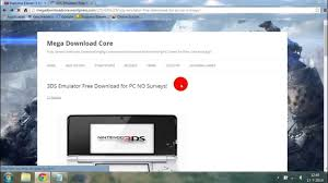 free 3ds emulator for android how get a 3ds emulator 100 working no survey